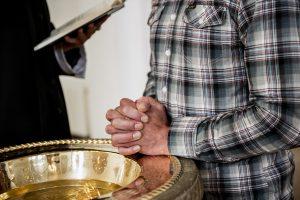 Dåb af flygtning