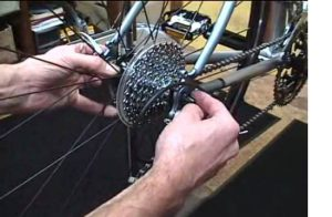 Cykelreperation